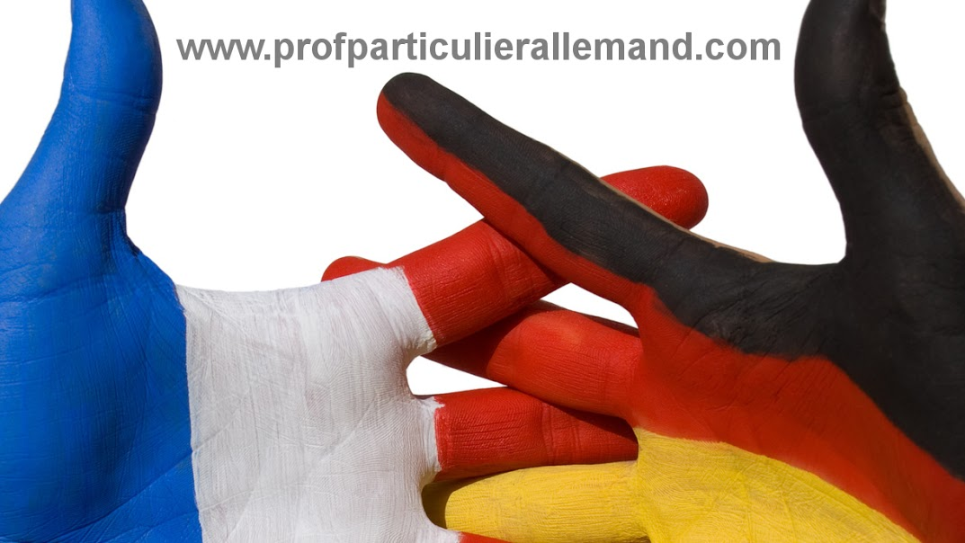Cours particulier allemand Paris - Formation CPF Allemand